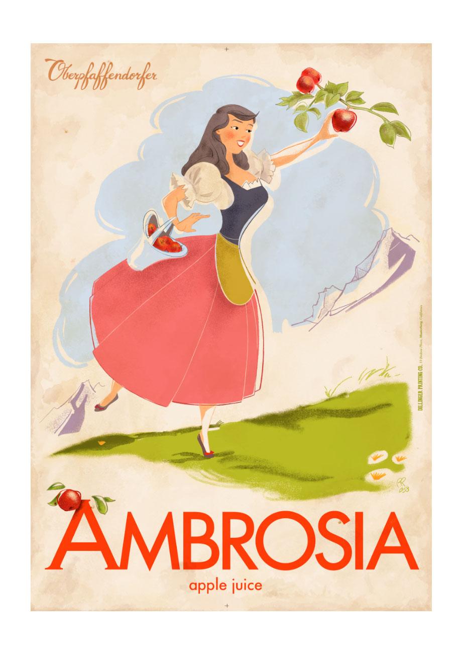 OBERPFAFFENDORFER AMBROSIA