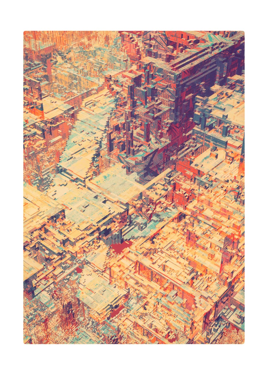 PIXEL CITY II 03